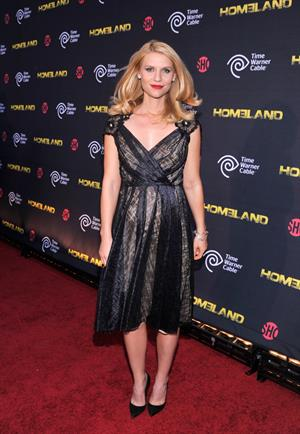 Claire Danes - Homeland Season 2 premiere in New York on September 7, 2012