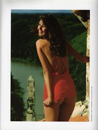 Carol Alt in a bikini - ass