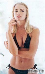 Jaime Pressly in a bikini