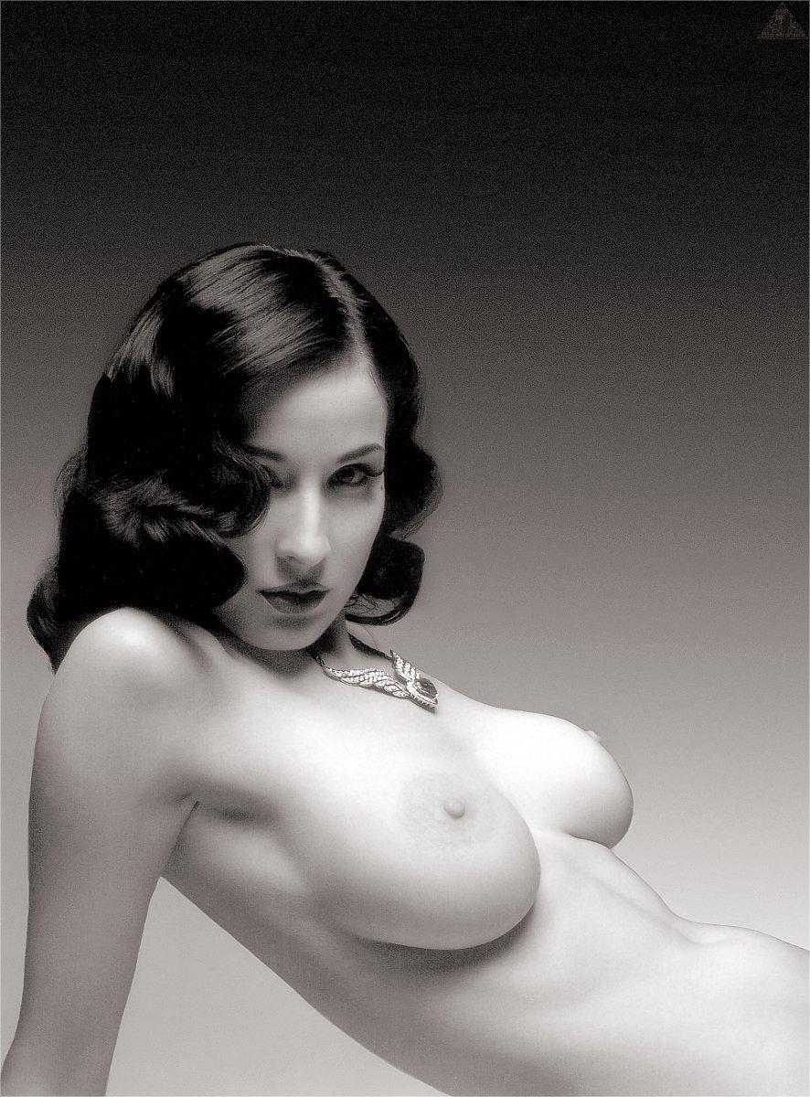 Dita Von Teese - breasts
