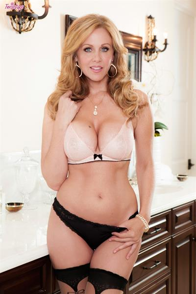 The Real Stuff.. featuring Julia Ann | Twistys.com