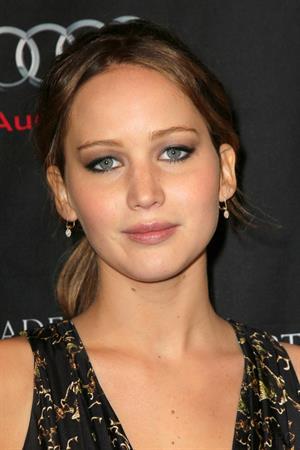Jennifer Lawrence BAFTA Los Angeles 2013 Awards Season Tea Party, 12 Jan 2013