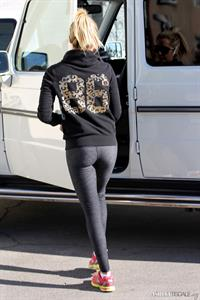 Ashley Tisdale out and about in LA 12/11/12
