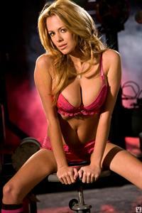 Sharae Spears in lingerie