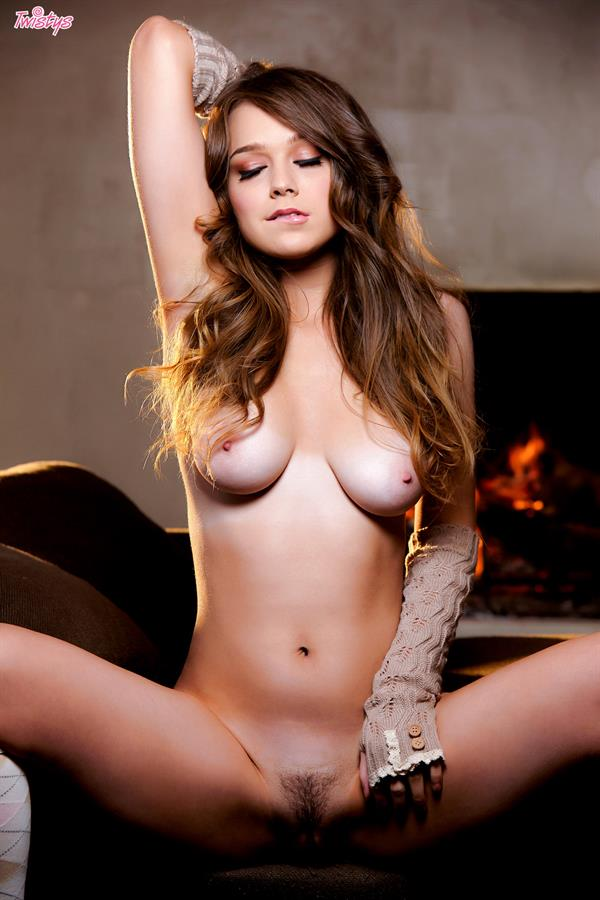 Alaina Fox Twistys treat of the month for July 2015 - solo shoot