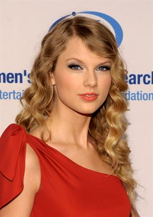 Taylor Swift 13th annual Unforgettable Evening benefiting Entertainment Industry Foundation held at Beverly Wilshire Four Seasons hotel on January 27, 2010
