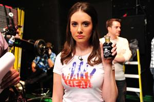 Alison Brie Attack of the Show