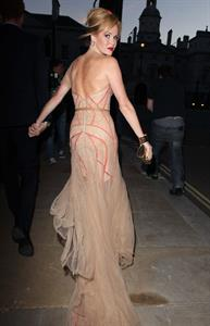 Amanda Holden attends Britain's Got Talent pre-final party on May 11, 2012