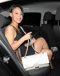 Amelle Berrabah Rochelle Wiseman 21st birthday on March 20, 2010