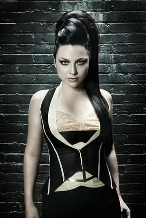 Amy Lee Evanescence photoshoot