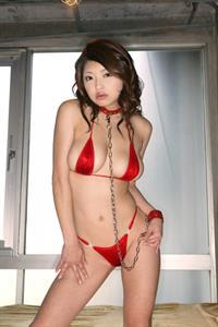 Alice Hoshi in lingerie