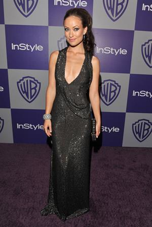 Olivia Wilde 11th annual warner brothersinstyle golden globes after party at the beverly hilton hotel on january 17 2010