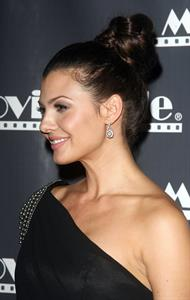 Ali Landry attends 18th annual Movieguide Awards gala at Beverly Wilshire Four Seasons Hotel on February 23, 2010