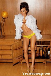 Playboy Cybergirl Kaylia Cassandra Nude Photos & Videos at Playboy Plus!