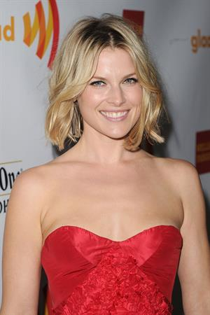 Ali Larter 23rd annual Glaad Media Awards in Los Angeles on April 21, 2012