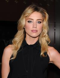 Amber Heard cocktail party at the Louis Vuitton store on July 13, 2010 in Beverly Hills, California