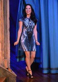 "Lucy Liu – ""Late night with Jimmy Fallon"" 11/5/13"