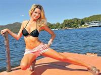 Micaela Breque in a bikini