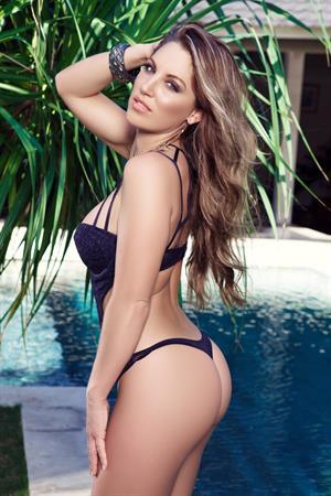 Playboy Cybergirl - Sarah Louise Nude Photos & Videos at Playboy Plus!