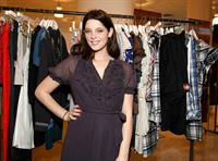 Ashley Greene portraits wearing Miss Me at the Miss Me Showroom in Los Angeles