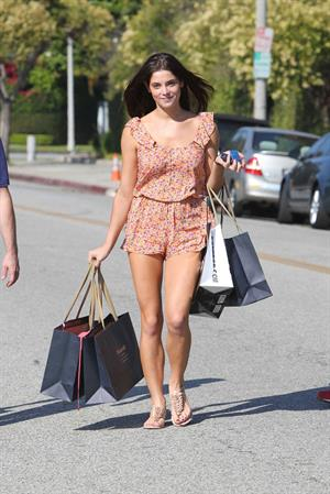 Ashley Greene some shopping in Beverly Hills on July 28, 2011