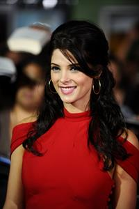Ashley Greene attends the Twilight Saga New Moon premiere held at the Mann Village Theatre in Westwood, California