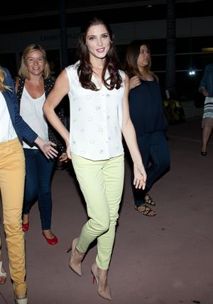 Ashley Greene Twilight Party at Comic Con on July 11, 2012