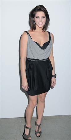 Ashley Greene NY Fashion Week