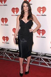 Ashley Greene iHeartRadio Music Festival at the MGM Grand Garden Arena in Las Vegas on September 23, 2011