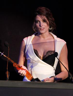 Ashley Greene 12th Annual Young Hollywood Awards on May 13, 2010
