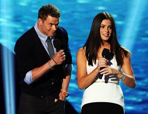 Ashley Greene 2011 Teen Choice Awards on August 7, 2011