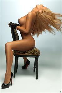 Aubrey Oday for Playboy
