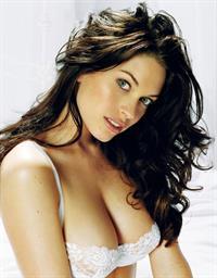 Kim Smith in lingerie