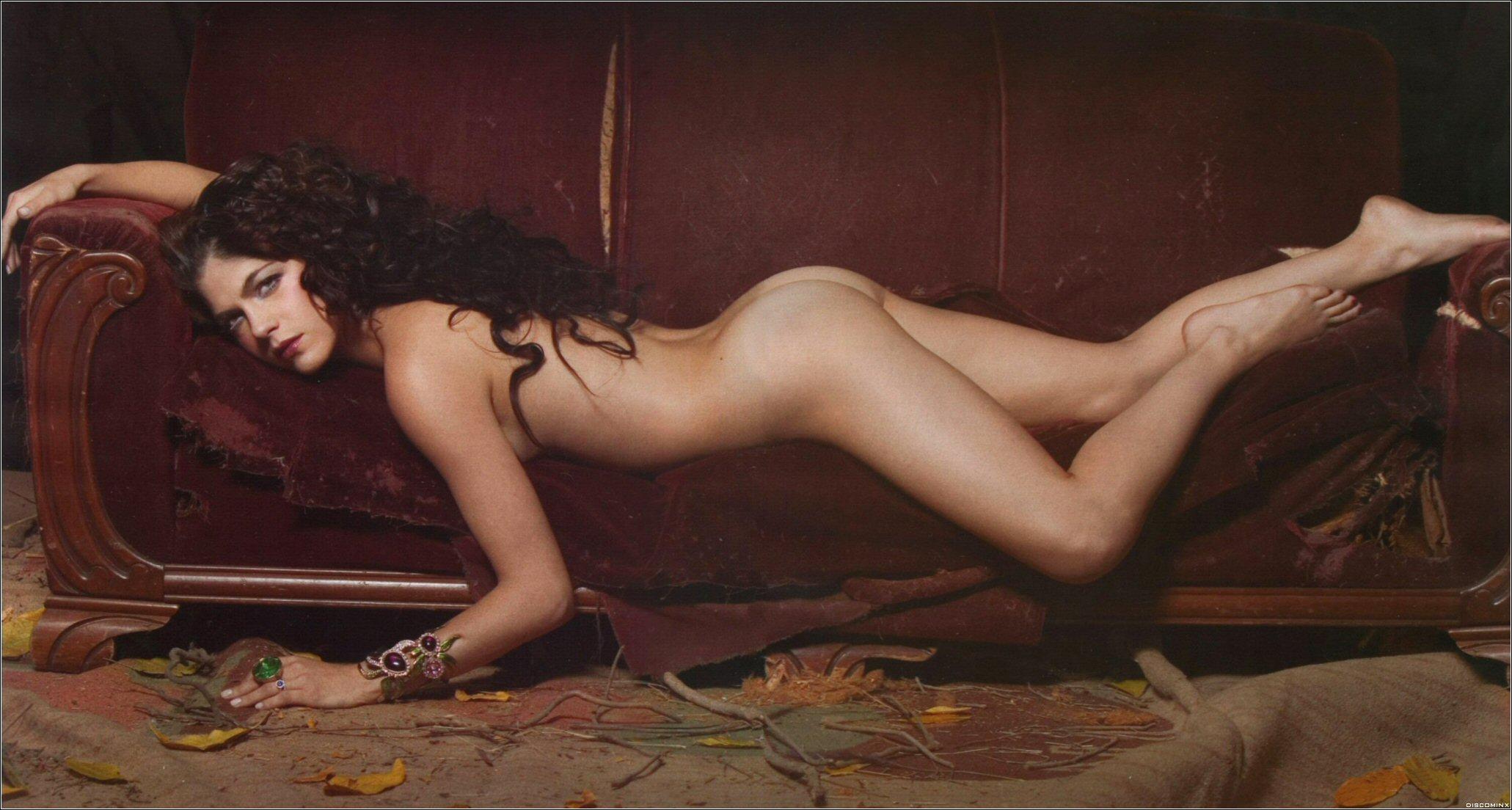 nude salma blair