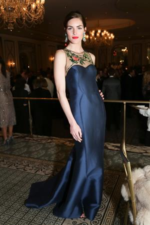 Carolina Herrera MUSEUM OF THE CITY NEW YORK DIRECTORS COUNCIL Annual Winter Ball