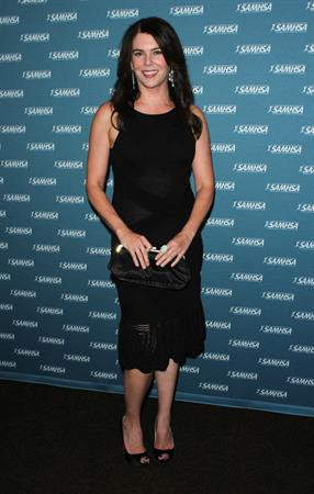 Lauren Graham SAMHSA Voice Awards on August 22, 2012