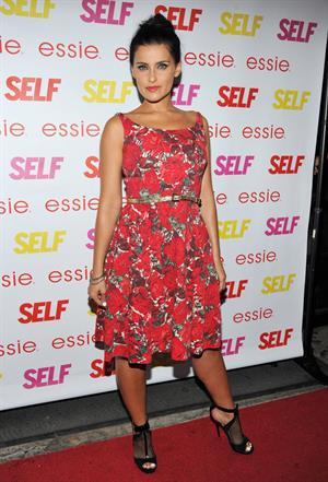 Nelly Furtado - Self Magazine Rocks The Summer in New York City (July 24, 2012)