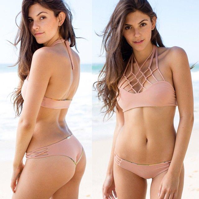 Julia Friedman in a bikini - ass