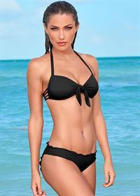 Simone Villas Boas in a bikini
