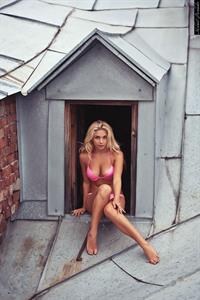 Katarina Pudar in a bikini