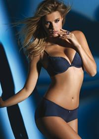 Camille Neviere in lingerie