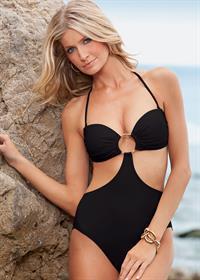 Kasey Ashcraft in a bikini
