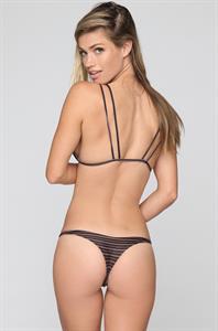 Maggie Rawlings in a bikini - ass