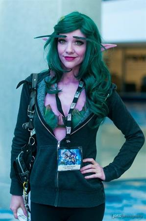 Lyz Brickley - Dryad Coplay