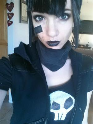 Lyz Brickley - Gaige the Mechromancer Cosplay