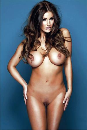 Lucy Pinder - breasts