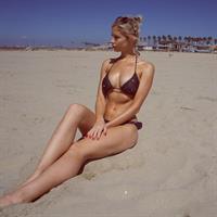 Adrianna Christina in a bikini