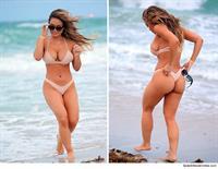 Daphne Joy in a bikini - ass