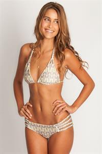 Anna Herrin in a bikini