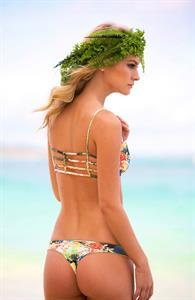 Bryana Holly in a bikini - ass